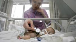 Перинатальному центру Павлодара подарили оборудование для выхаживания грудничков