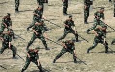 Российскую армию признали мощнее китайской