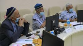 О проблемах Баянаула акиму Павлодарской области рассказали аксакалы