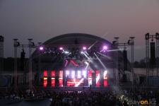 Первый концерт на сцене Ertis Promenade посвятят всем, кто боролся с коронавирусной инфекцией