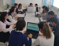 Модернизированную учительскую открыли в Прииртышье