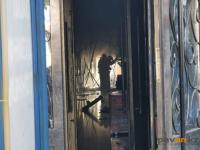 Торговый дом загорелся в Павлодаре