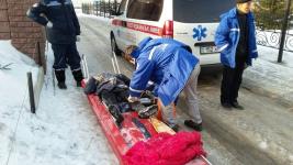 Мать провалившегося под лед ребенка ищут в Павлодаре