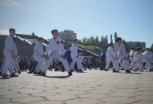 В воскресенье утромна сцене«Ertis promenade» состоится открытый Чемпионат города по Джиу-Джитсу