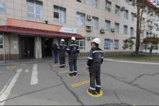 Для предупреждения опасности заражения заводчан Covid-19 Аксуский завод ферросплавов закупил потоковые тепловизоры