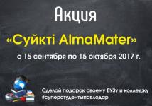 Павлодарские выпускники вузов могут признаться в любви своему университету