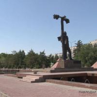 Коммунальщики объяснили затянувшийся ремонт фонтана по улице Торайгырова
