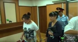 В Алматы осудили сбивших насмерть младенца женщин
