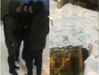 Вынести труп женщины в ковре попытались два жителя Экибастуза