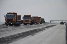 Транспортная инспекция Павлодарской области начинает борьбу с тяжеловесами на дорогах