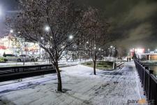 Кратковременное понижение ночной температуры прогнозируют синоптики