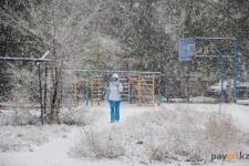Снегопад на выходных прогнозируют синоптики
