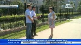 В Павлодаре водитель, сбивший насмерть 13-летнюю девочку, хотел избежать наказания