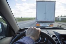 Водитель на полгода лишился прав из-за опасного обгона на трассе в Павлодарской области