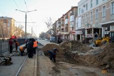 Около полумиллиона тенге штрафа грозит подрядчикам за аварию по улице 1 мая
