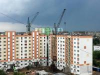 В июле планируют сдать три дома в микрорайоне Сарыарка