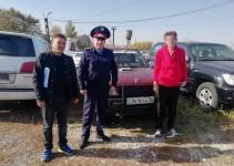 Павлодарские полицейские водворили на штрафстоянку внедорожник алиментщика, задолжавшего 375 тысяч тенге