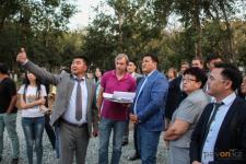 В Павлодарском колледже транспорта и коммуникаций презентовали новое футбольное поле