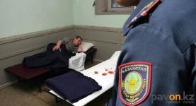 В Павлодаре начался судебный процесс над 19-летним охранником центра временной адаптации и детоксикации