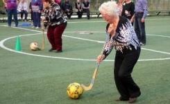 Материальная помощь пожилым людям