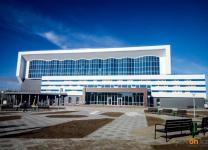 Новый бассейн в Усольском микрорайоне получил название «Ertis Olуmpiс»