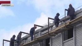 Студенты Павлодарского пединститута живут в перенаселённом общежитии