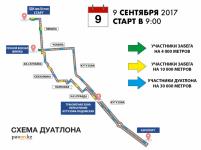 В Павлодаре 9 сентября пройдет осенний дуатлон