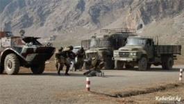 У границы Киргизии с Китаем произошла перестрелка с боевиками
