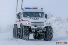 26 человек спасли на трассах Павлодарской области за минувшие сутки