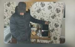 Экибастузец вынес из квартиры соседки компьютер