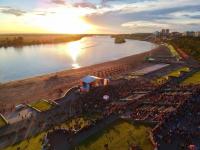 Пенную дискотеку проведут 19 августа на Набережной