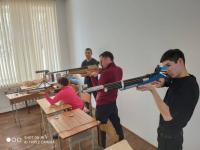 Павлодарские врачи поликлиники №3 показали лучшие результаты в стрельбе