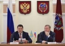 Аким Павлодарской области ищет на Алтае новые проекты для двустороннего сотрудничества