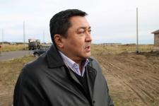 Руководитель отдела строительства получил выговор за неисполнение поручения акима по новостройке Сарыарки