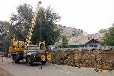 Ремонт на сетях в Павлодаре обещают закончить до начала отопительного сезона