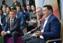 Аким Павлодарской области открыл личную страничку в Instagram