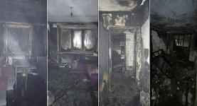 Похороны, кредит и ремонт: неравнодушные павлодарцы собрали деньги для семьи погибших в пожаре