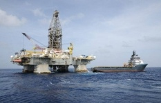 В Мексиканском заливе произошла утечка большого количества нефти
