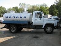 Пригород Павлодара затопило… молоком