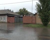 Павлодарская ливневая система не способна справиться с большими дождями