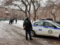О заложенной бомбе в жилом доме сообщили в Павлодаре