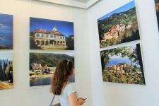 «Наш Афон» - фотовыставка закрытого города