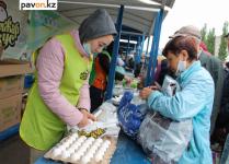 25 сентября в Павлодаре пройдет сельскохозяйственная ярмарка