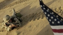 """США нанесли авиаудар по позициям боевиков """"Исламского государства"""" в Ираке"""