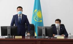 Асаин Байханов возглавил Павлодар