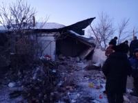 Спасатели сообщили подробности взрыва газового баллона в частном доме