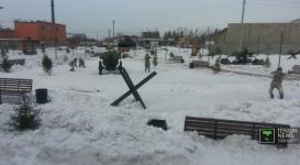 Малолетние вандалы разрушили экспонаты музея Воинской Славы в Павлодаре