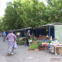 Места для выездной торговли определили в Павлодаре