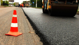 Подрядчик отремонтировал четыре промежутка районной дороги в Павлодарской области, которые не заасфальтировали по вине проектировщика