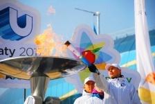 26 января по улицам Павлодара пронесут огонь XXVIII Зимней Универсиады